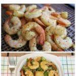 Grilled Shrimp Ceasar Salad