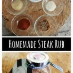 Steak Rub Recipe