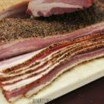 Homemade Bacon on a Traeger