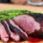 coffee rubbed tri tip