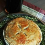 Steak, Guinness, and Mushroom Pot Pies