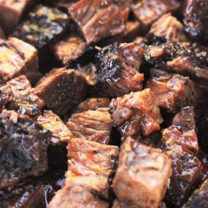 poor man's burnt ends