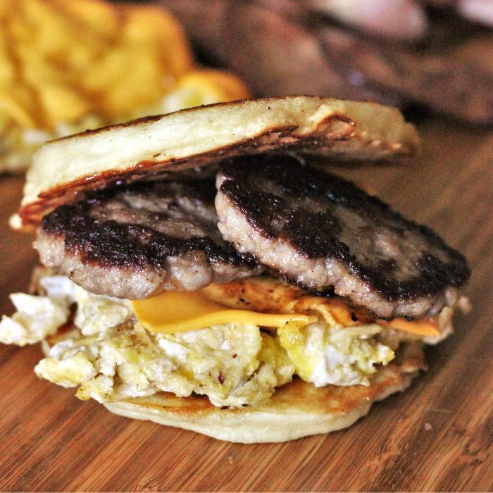 heygriddles breakfast sandwich