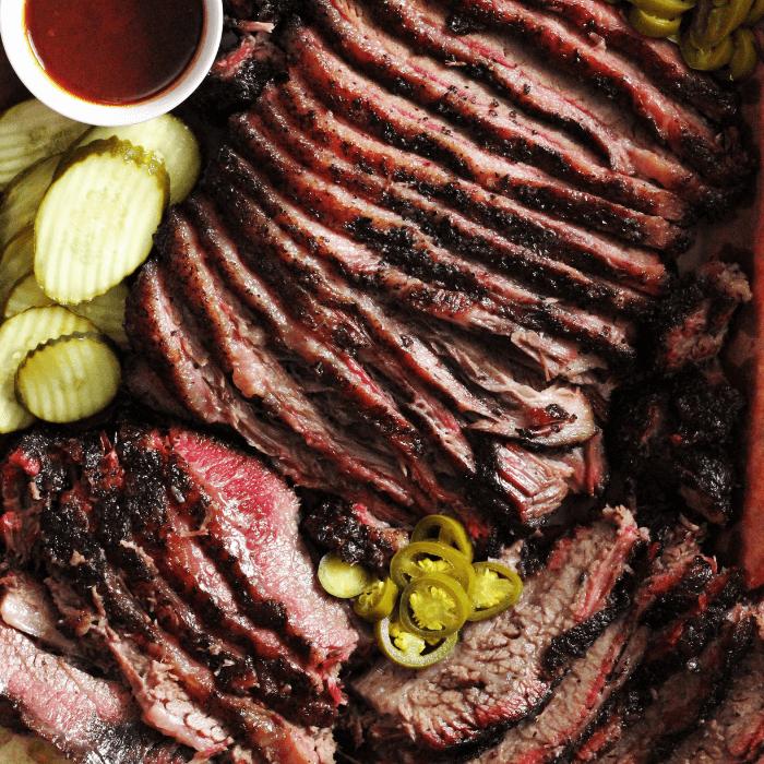 texas style beef brisket