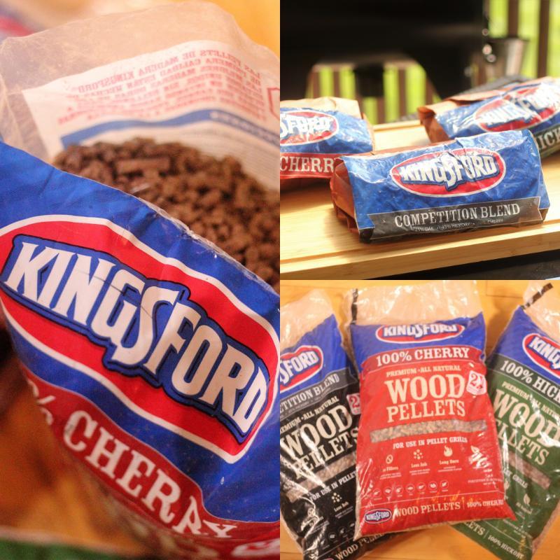 kingsford pellets
