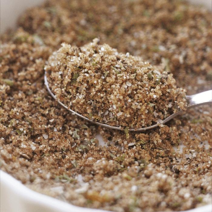 sweet and smoky salmon seasoning