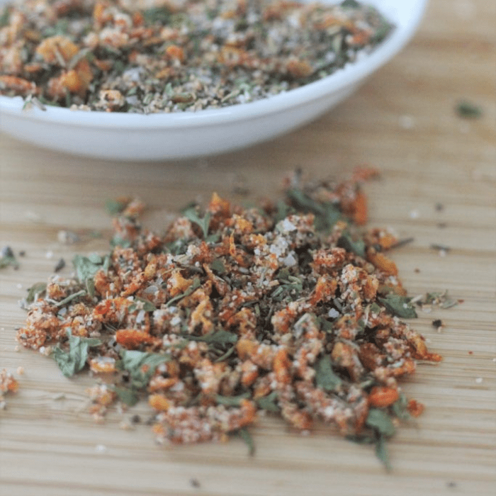 lemon herb chicken seasoning