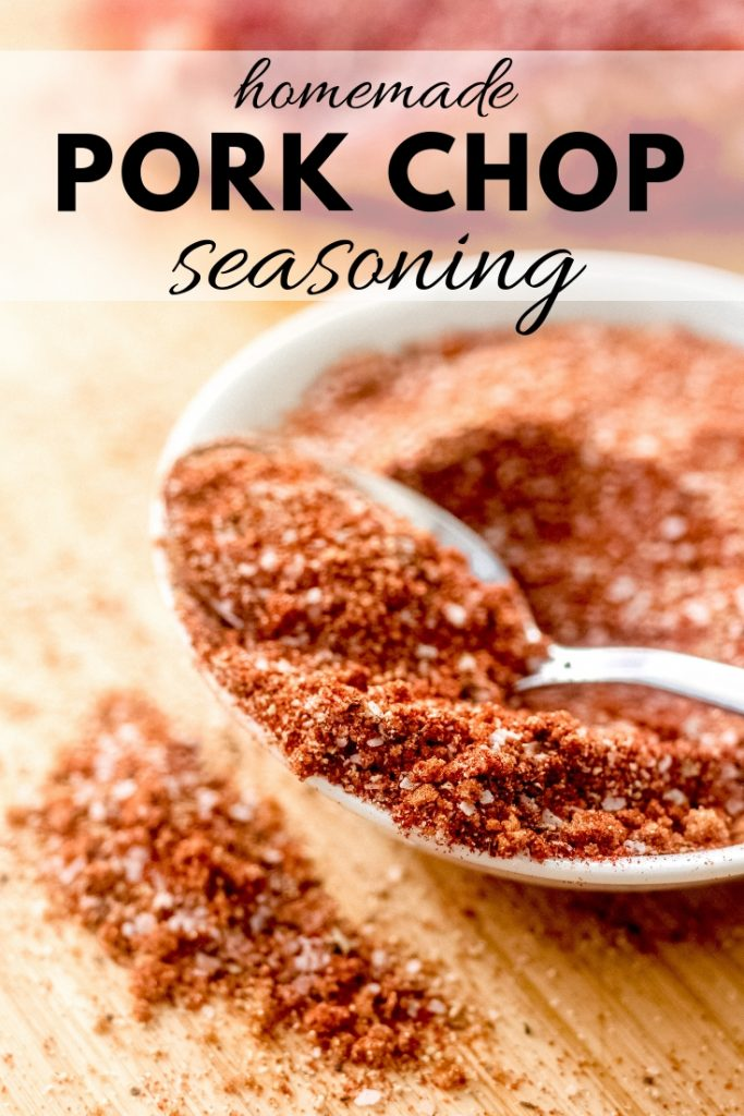 pork chop recipe seasoning The Best Pork Chop Seasoning. Homemade and Flavorful  Hey Grill, Hey
