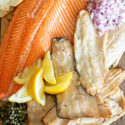 Smoked Trout Hey Grill Hey
