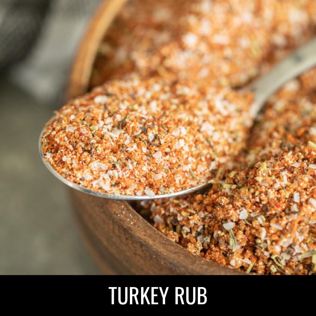 Smoked Turkey Rub